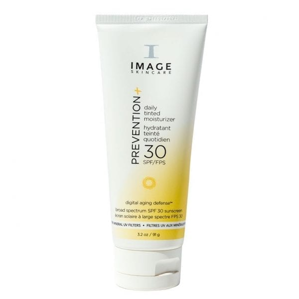 Prevention + daily tinted moisturiser spf30