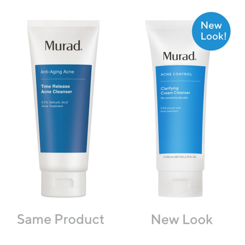 Murad Clarifying Cream Cleanser (Time Release Cleanser)