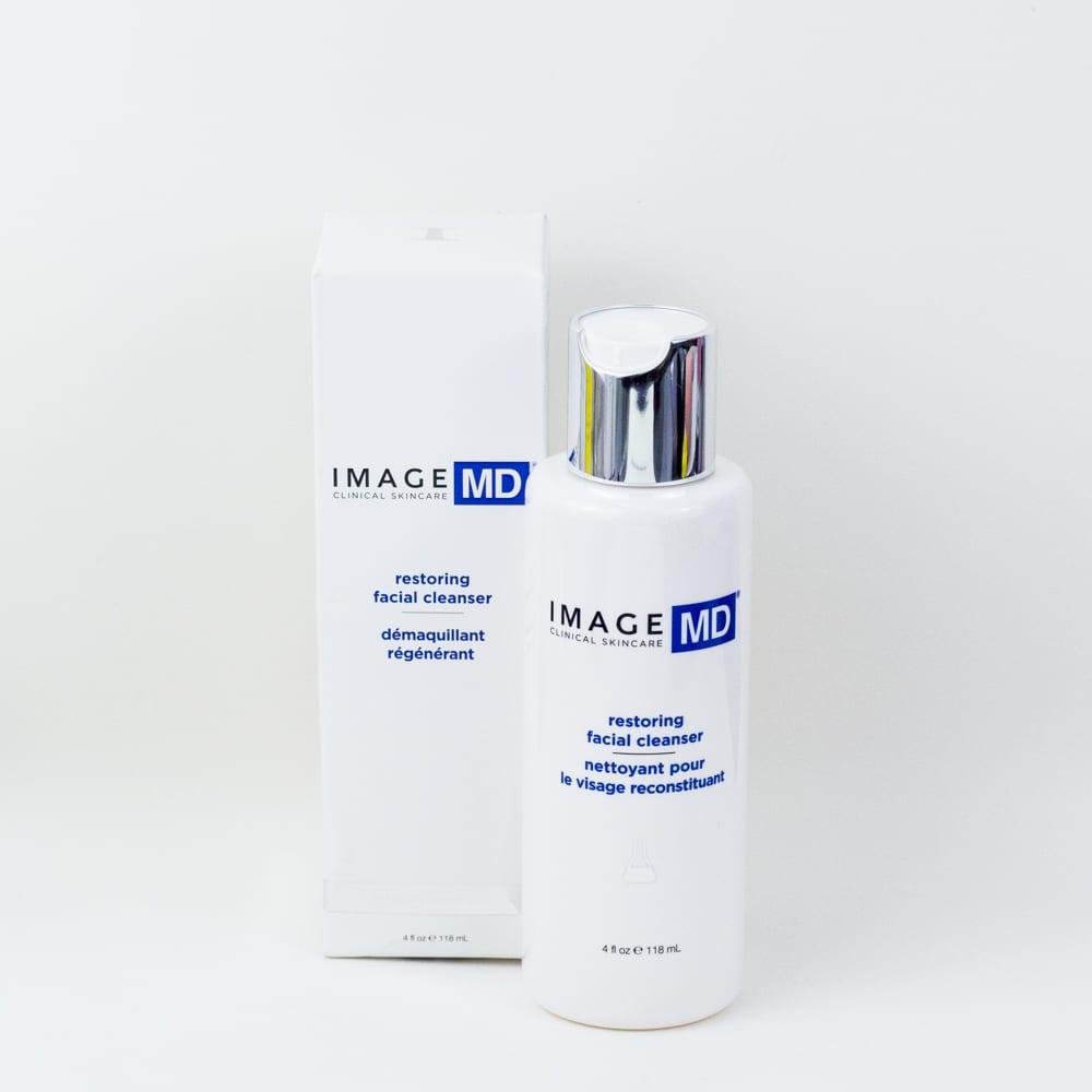 Image MD restoring facial cleanser 118ml