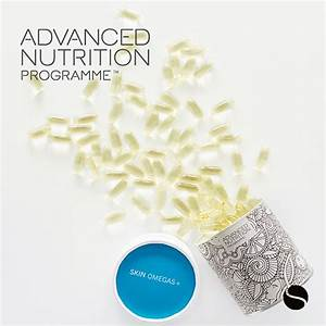 Advanced Nutrition Skin Omegas 180capsules