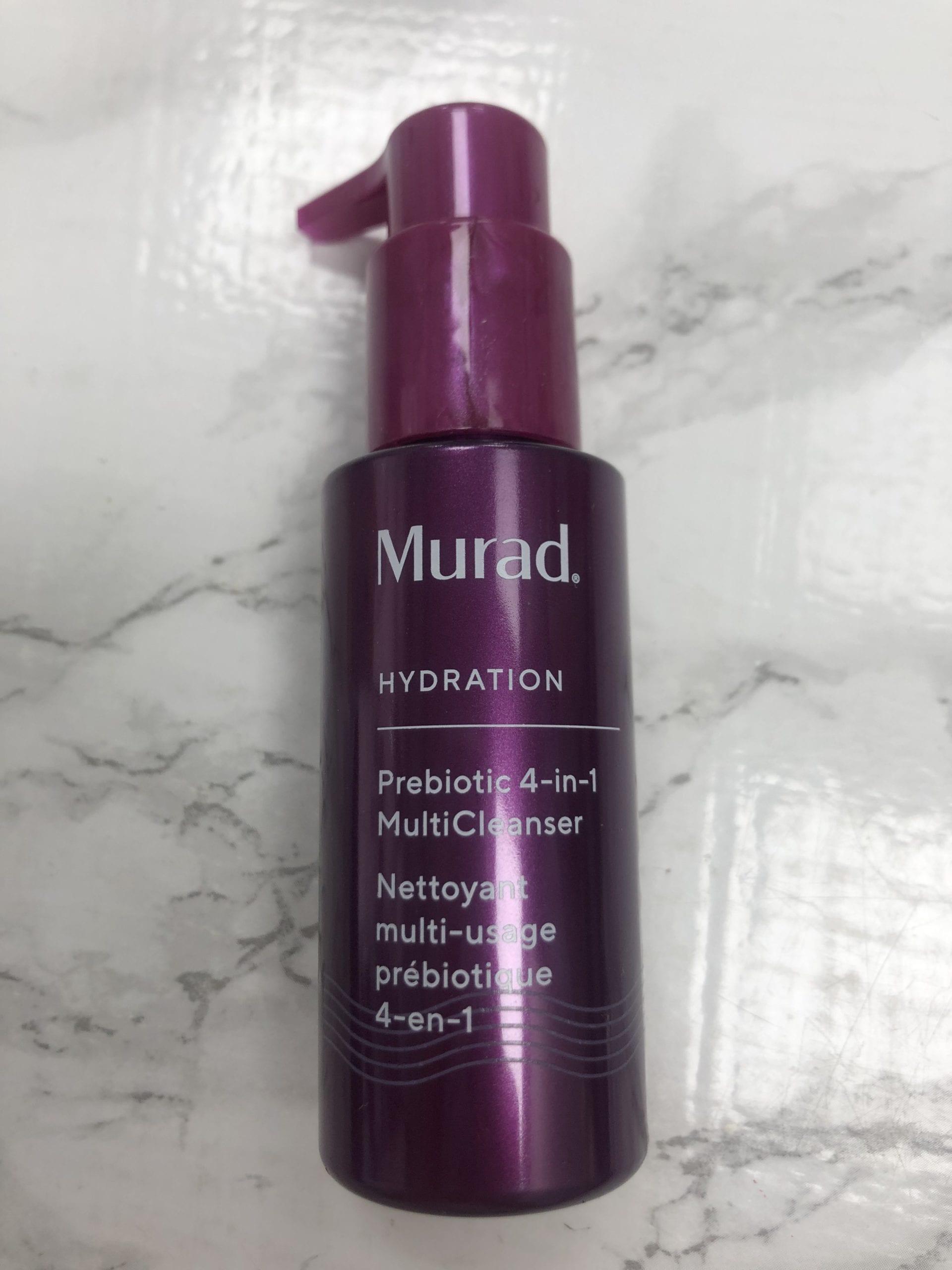 Murad Prebiotic 4-in-1 Multicleanser 50ml (travel size)