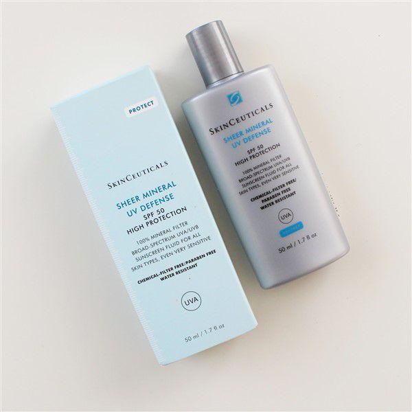 Skinceuticals Sheer Minerals UV Defense spf50