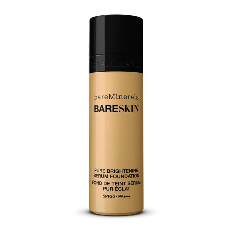 Bareskin Serum Foundation Shade: Tan