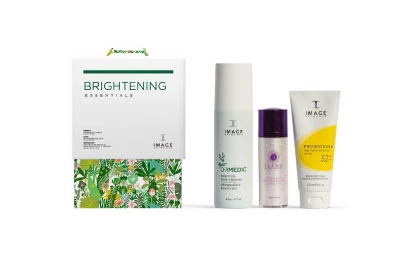 """a.     IMAGE """"Brightening Essentials kit"""""""