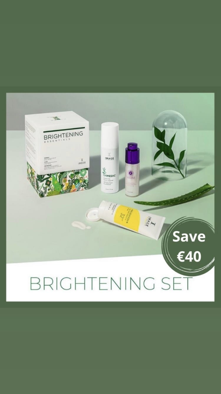 "a.     IMAGE ""Brightening Essentials kit"""