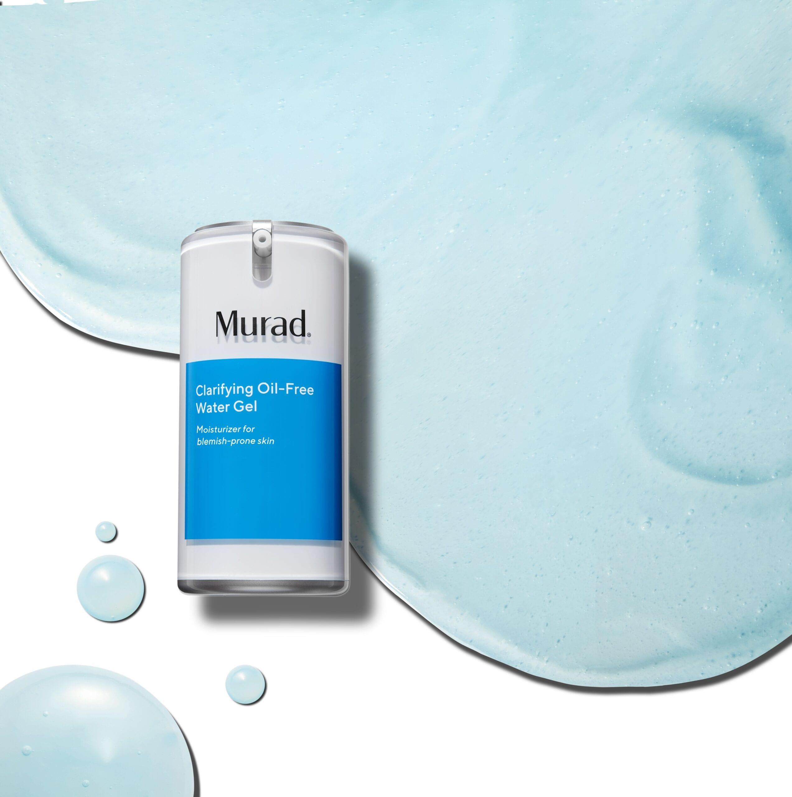 Clarifying oil-free water gel 47ml