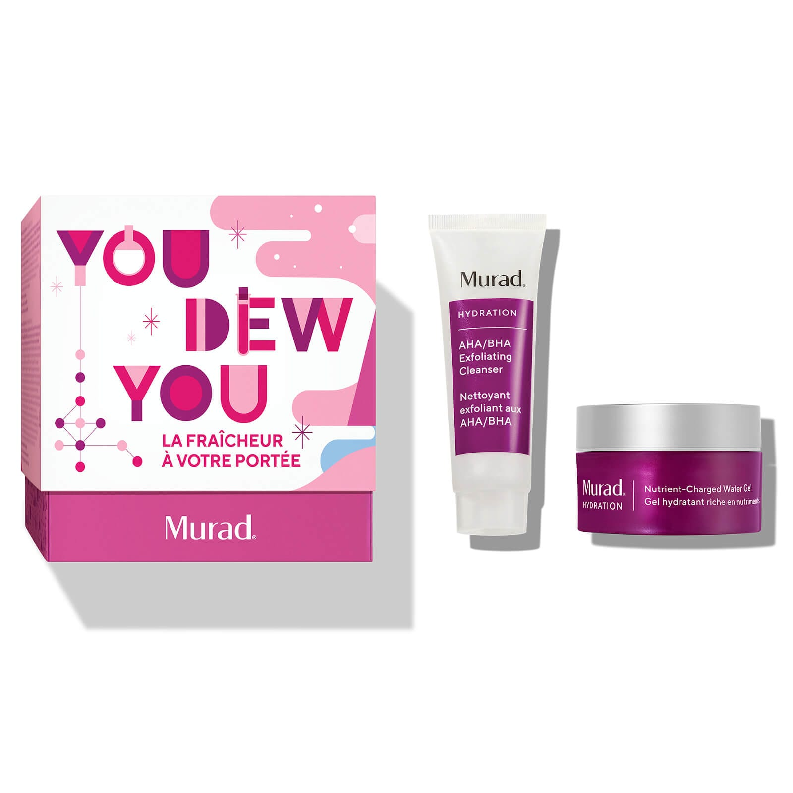 Murad 'You Dew You' Christmas Kit
