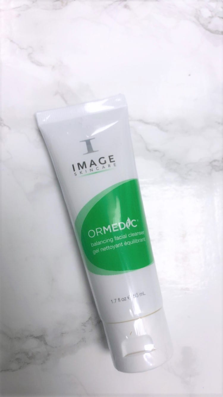 Ormedic balancing facial cleanser 50ml