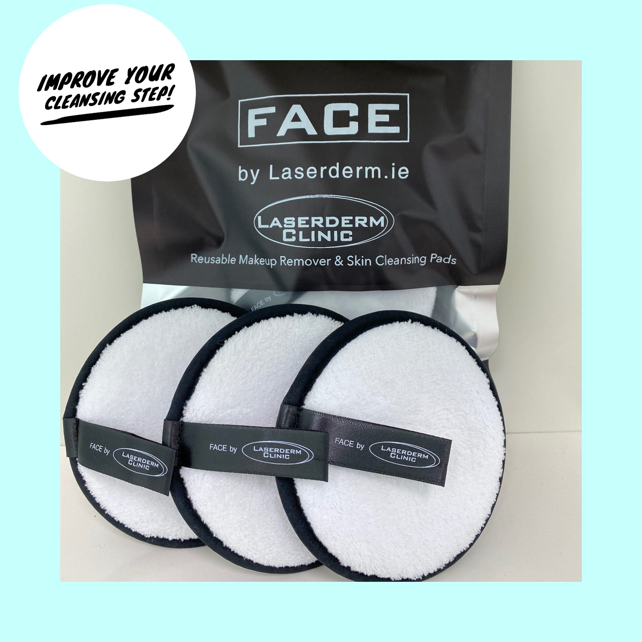 a.    FACE reusable cleansing pads