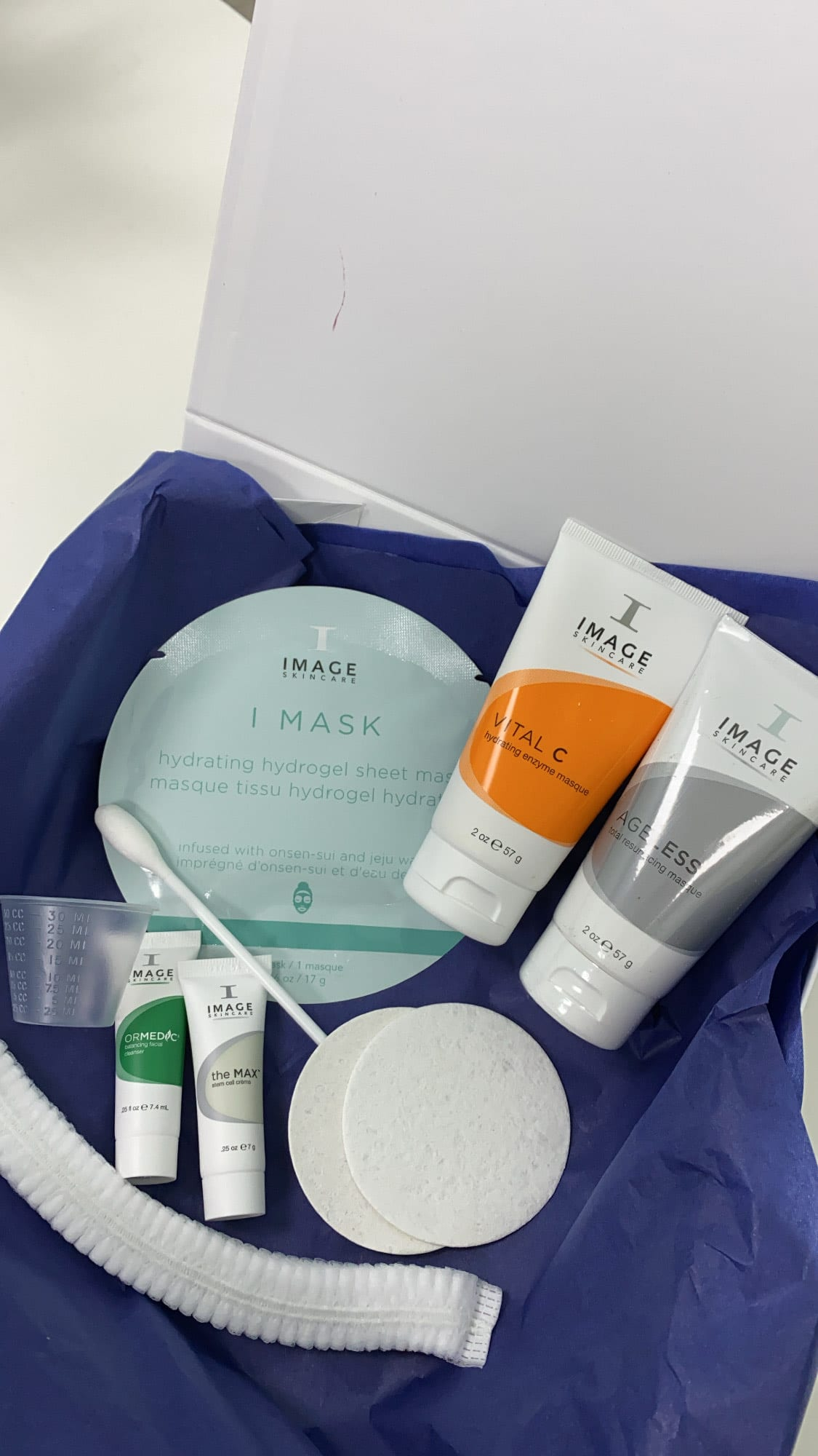 "Image ""Glow at Home Mask Duo"""