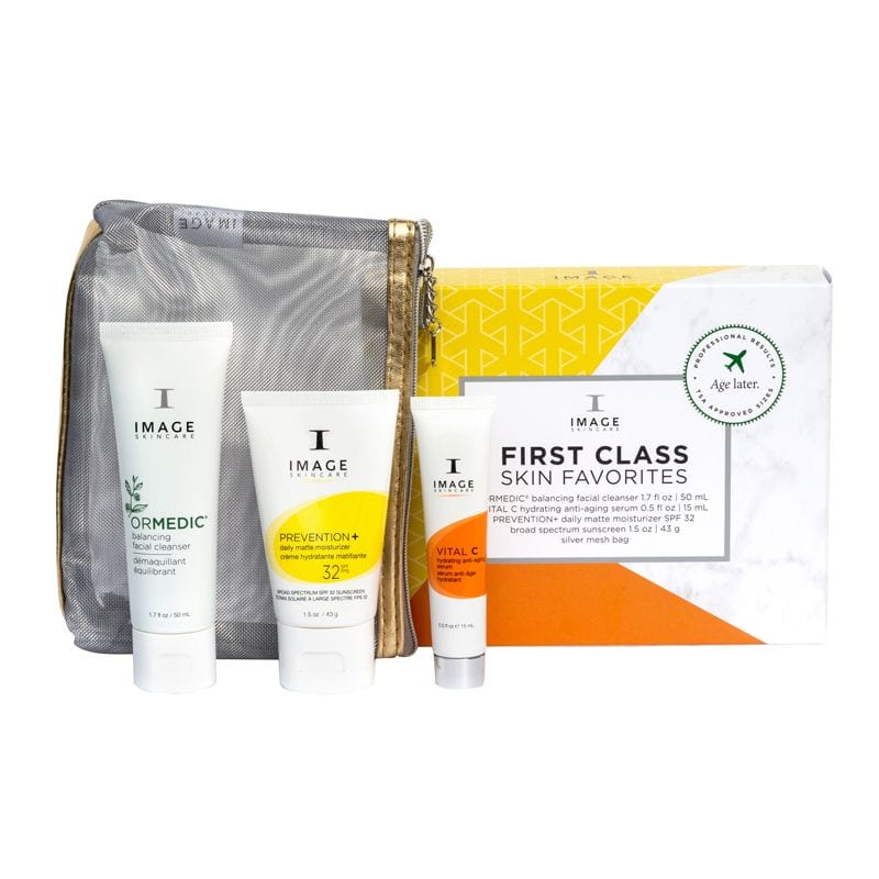 First Class Skin Favourites set (low stock)