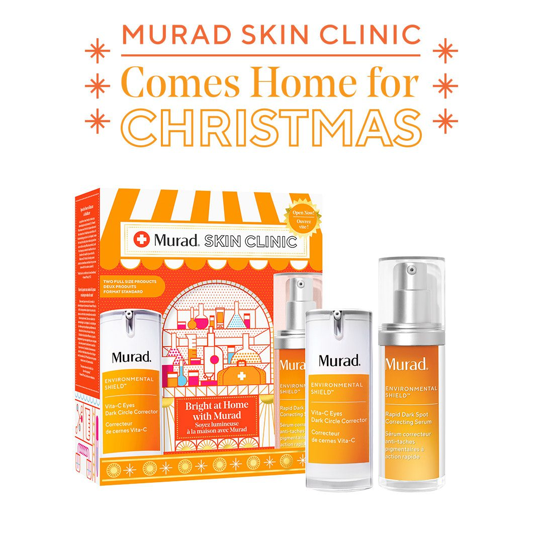a.     Bright at home with Murad