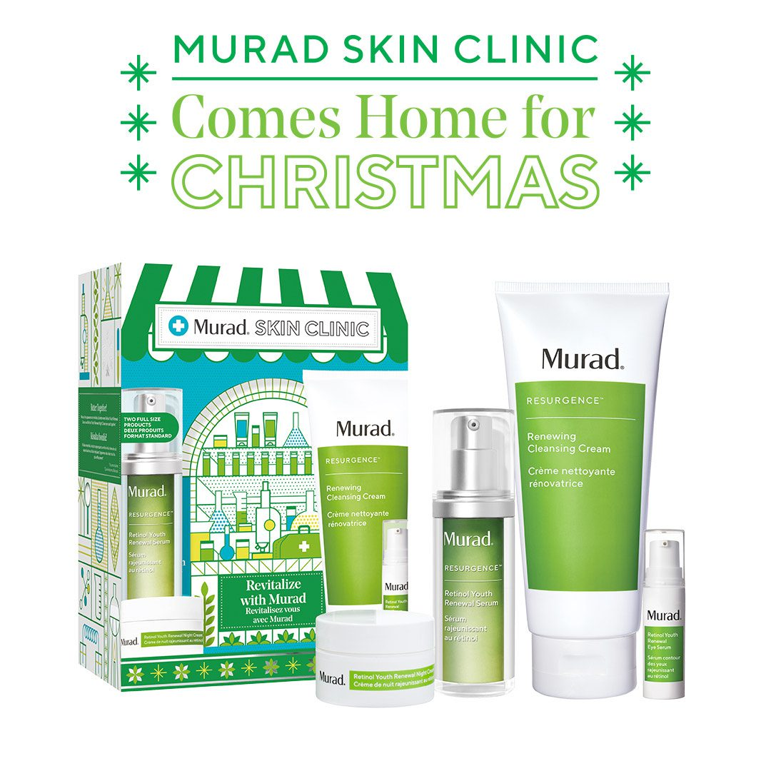 a.      Revitalize with Murad
