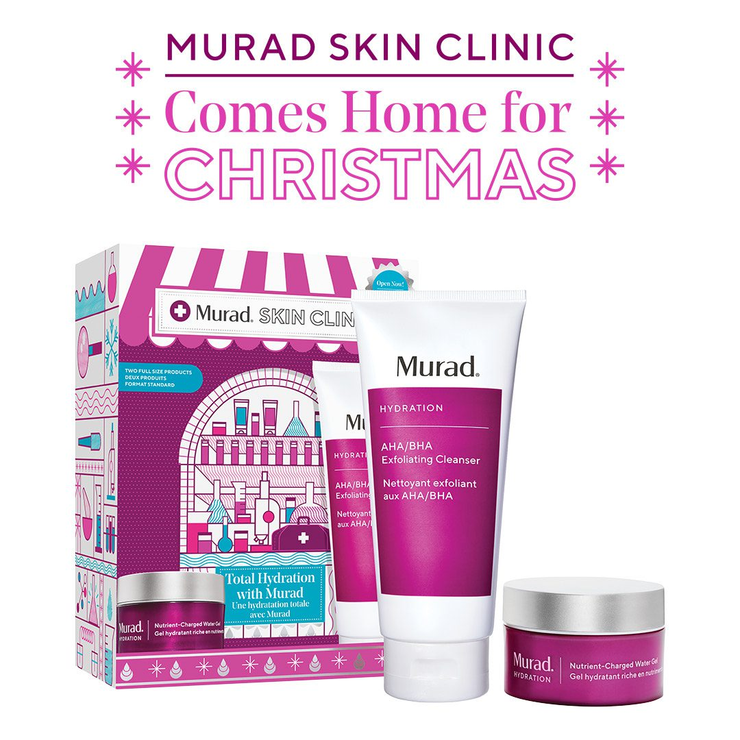 a.    Total Hydration with Murad