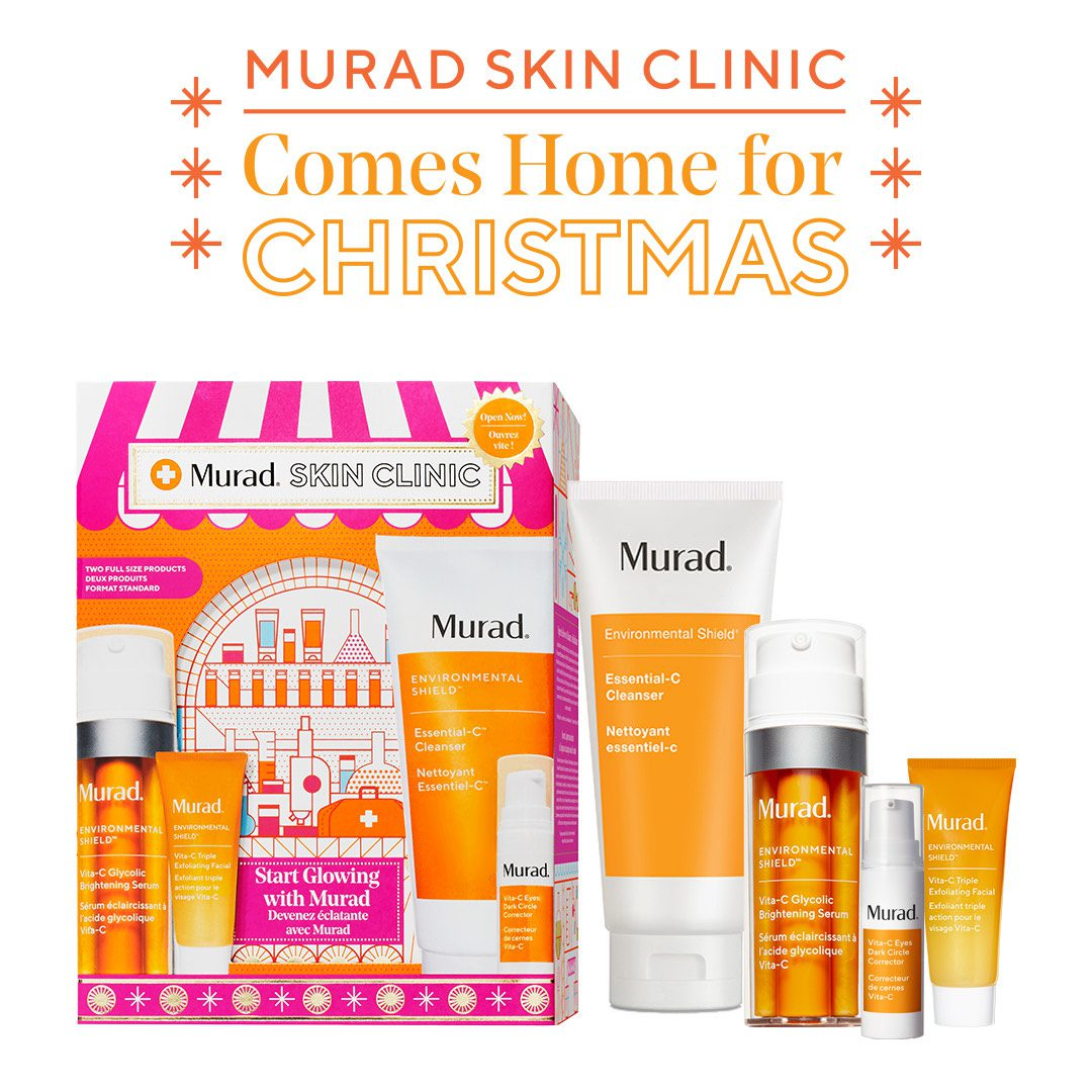a.     Start Glowing with Murad