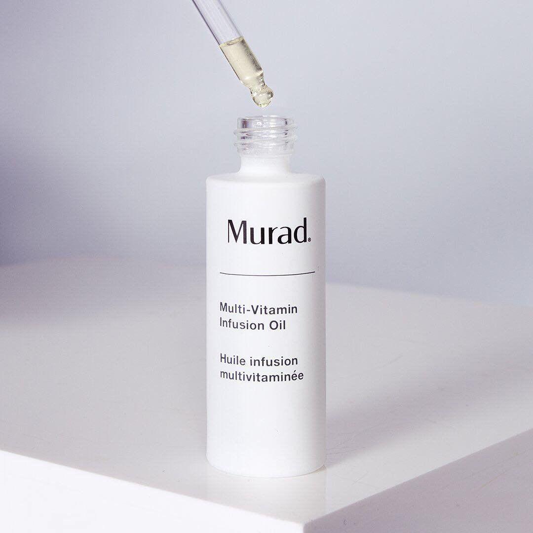 Multivitamin infusion oil